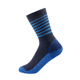 Devold Kids Multi Medium Sock Mistralstripe